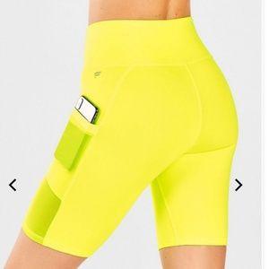 Mila High-Waisted Pocket Short
